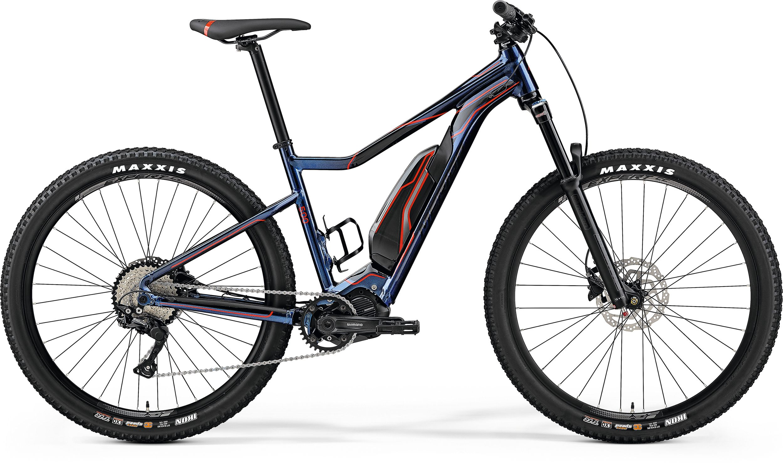"27.5"" 2019 MERIDA E-BIG TRAIL"