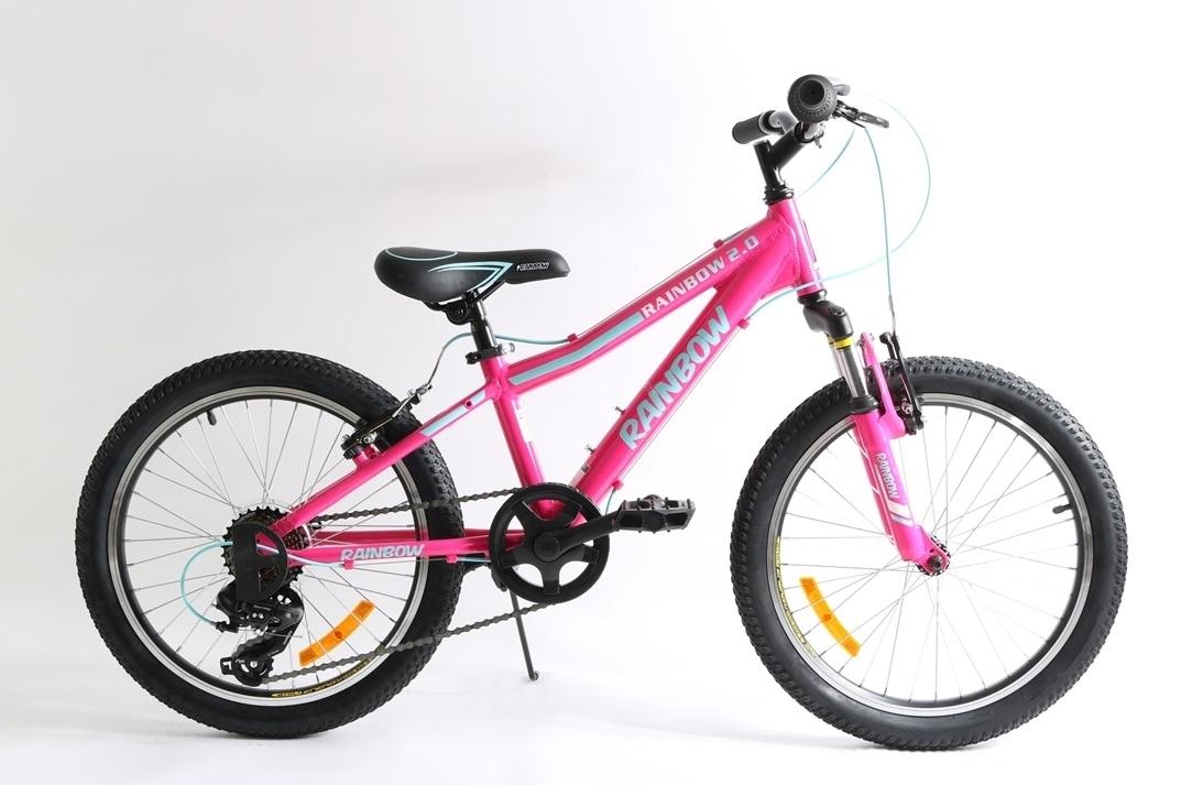 """אופני הרים לילדים 20"""" RAINBOW 2.0"""