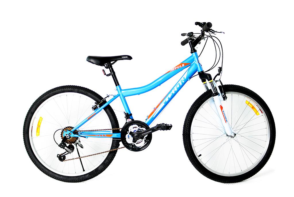 """אופני הרים לילדים ונוער VISION Impulse """" 24"""