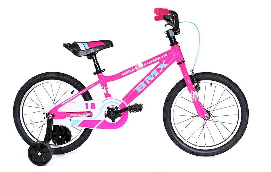 """אופני """"BMX 20 לילדים מאלומיניום RAUNBOW 1.0"""