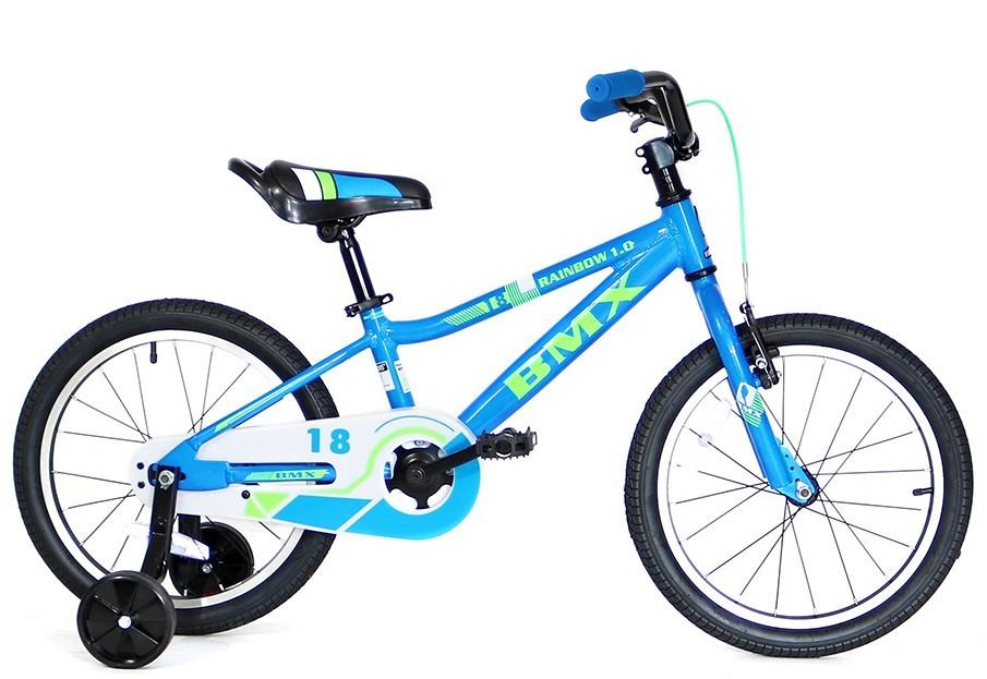 """אופני """"BMX 14 לילדים מאלומיניום RAINBOW 1.0"""
