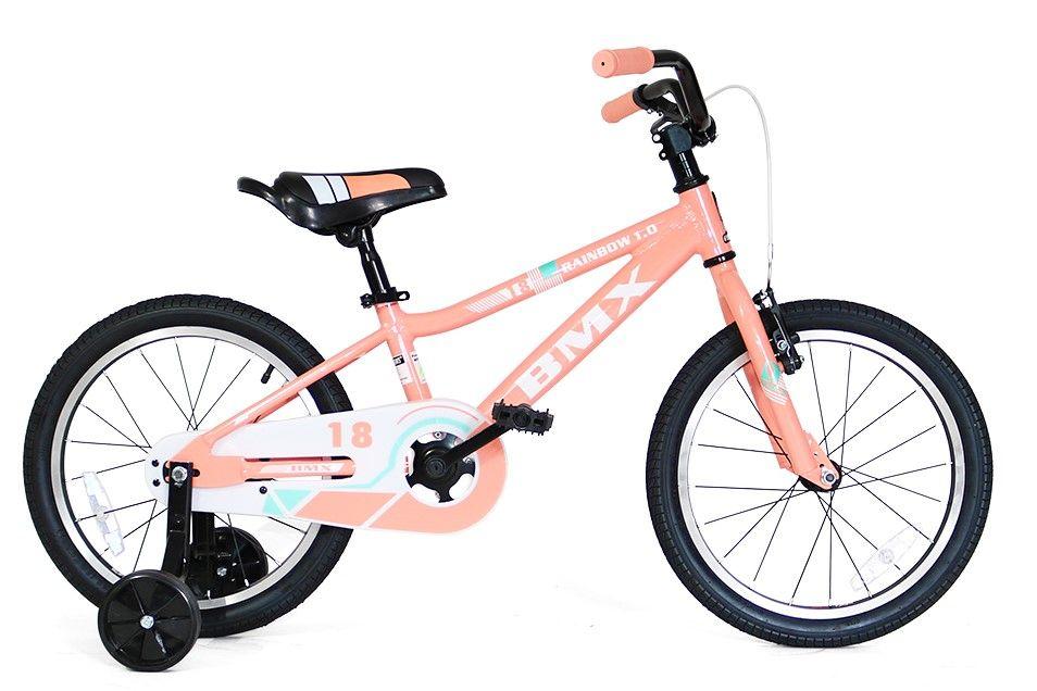 """אופני """"BMX 18 לילדים מאלומיניום RAUNBOW 1.0"""