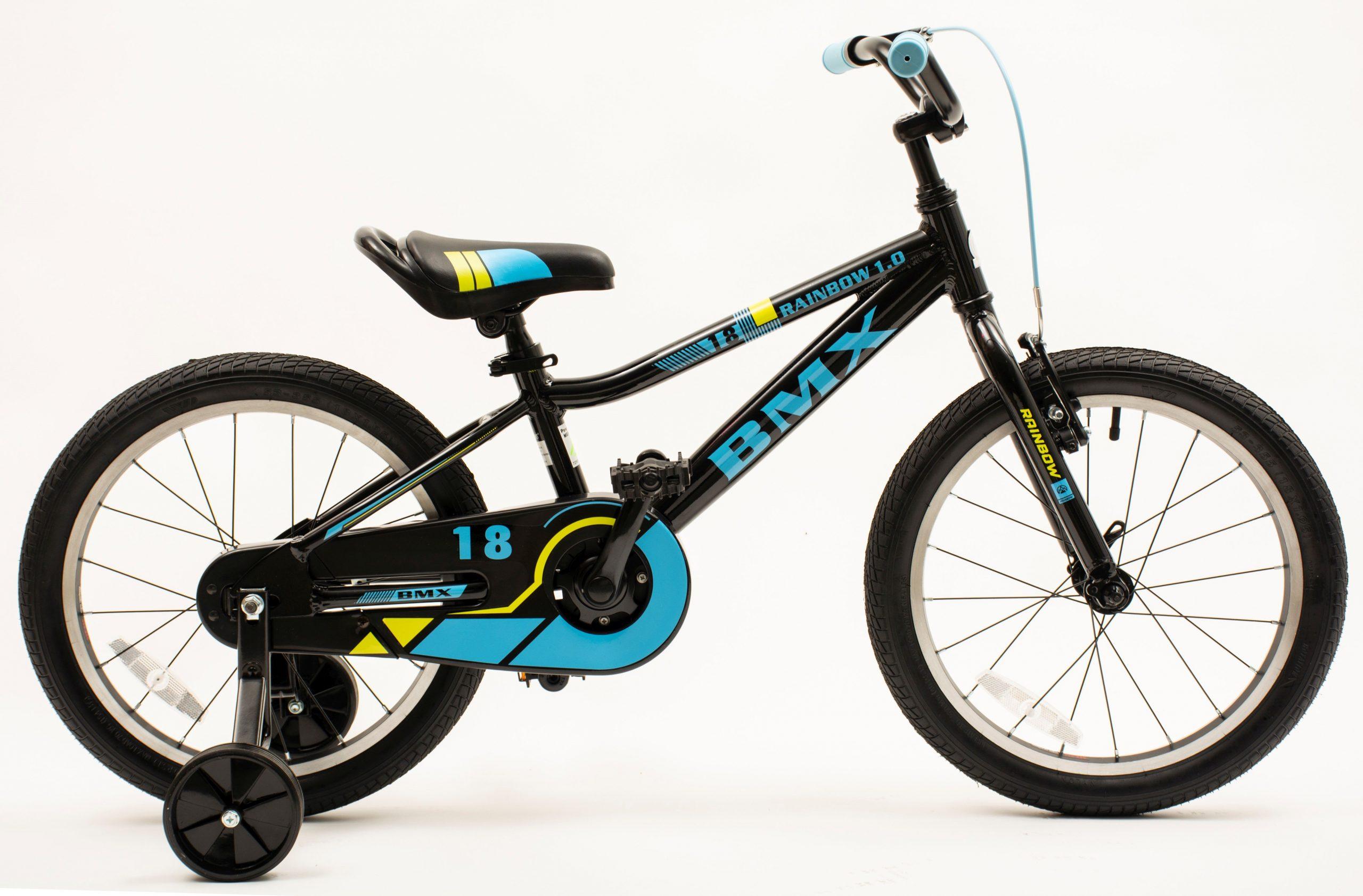 """אופני """"BMX 16 לילדים מאלומיניום RAUNBOW 1.0"""